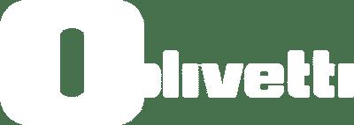 olivetti logo white