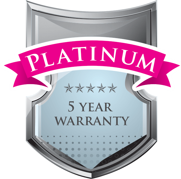 Refurbished photocopiers come with 5 year warranty platinum silver shield