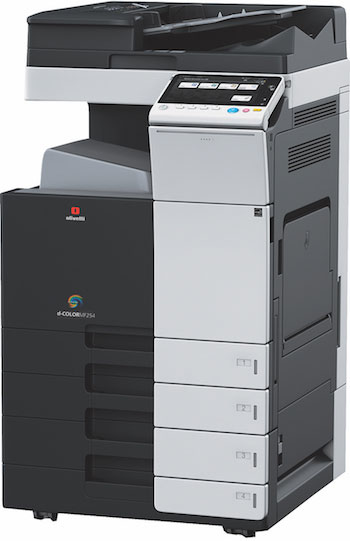 Olivetti MF364 Multi-function standing photocopier