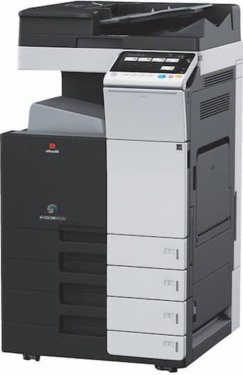 Olivetti MF364 Multi-function standing photocopier