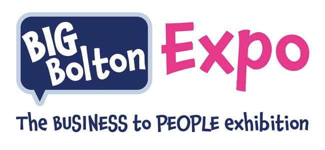 Big Bolton Expo 2018 logo